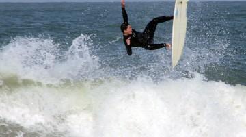 Foto: Jeu Eckert Diário do Esportista Surfista: Téo Mafra