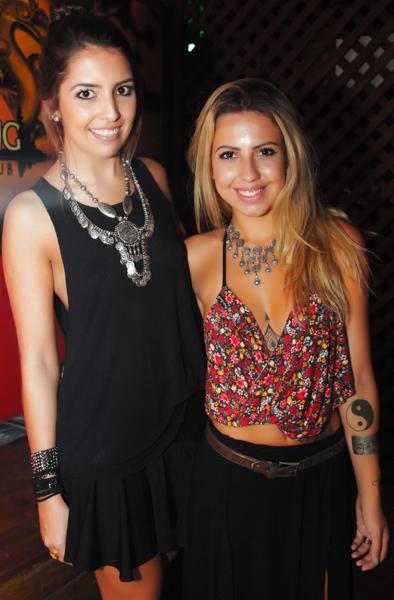 Gabriela Carvalho & Mariana Talakovski
